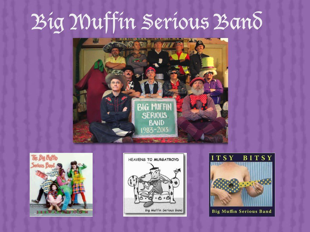 Big Muffin Serious Band