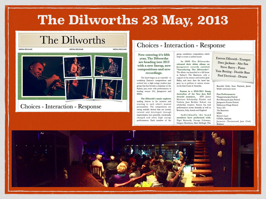 The Dilworths