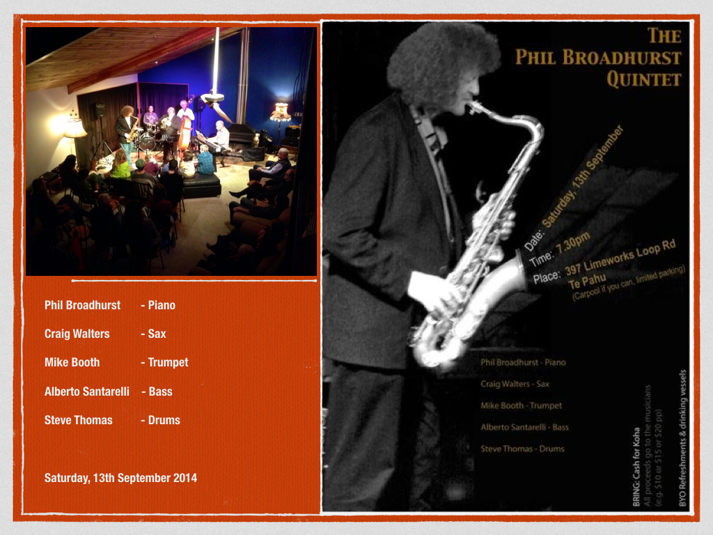Phil Broadhurst Jazz
