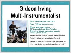 Gideon Irving