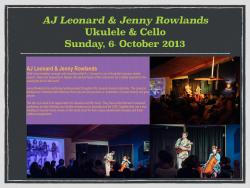 Leonard & Rowland