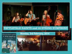 Tattletale Saints & 10 Strings