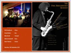 Phil Broadhurst Jazz